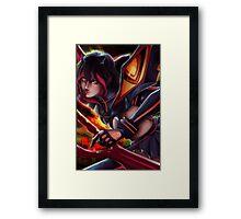 Kill La Kill : RYUKO Framed Print