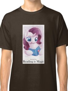 Reading is Magic: Rarity Classic T-Shirt