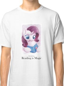 Reading is Magic: Rarity Classic T-Shirt