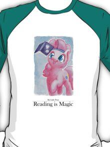 Reading is Magic: Pinkie Pie T-Shirt