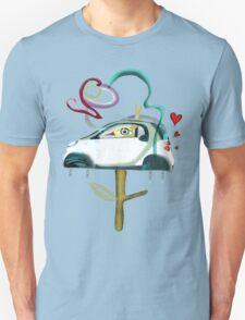 Low CO2 emission ecology driving fun smart shirt T-Shirt