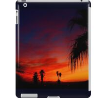 Saturday Sunset iPad Case/Skin