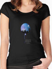 Paper Towns John Green #2 Women's Fitted Scoop T-Shirt