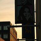 Back Alley,Movie Theatre Banners,Geelong by Joe Mortelliti