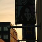 Back Alley,Movie Theatre Banners,Geelong by Joe Mortelliti
