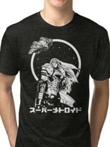 Interstellar Bounty Hunter Tri-blend T-Shirt