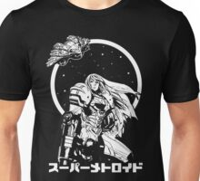 Interstellar Bounty Hunter Unisex T-Shirt