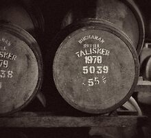 Talisker by Ben Luck