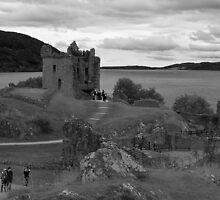 Urquhart Castle 4 by WatscapePhoto
