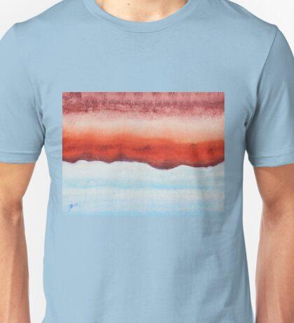 Northern Exposure original painting Unisex T-Shirt