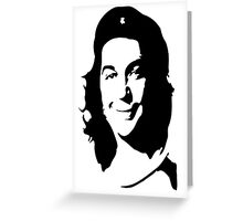 Sheldon Guevara Greeting Card