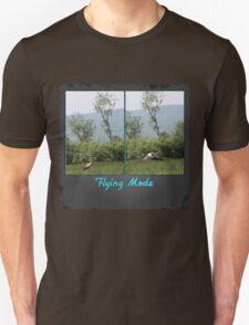 Flying Mode Unisex T-Shirt
