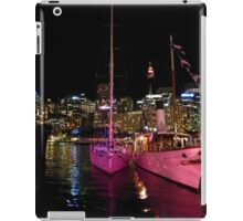 During the Vivid Festival, Sydney iPad Case/Skin