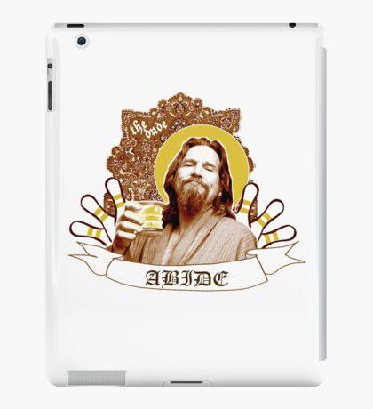 The Dude Abides iPad Case/Skin