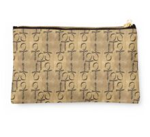 The Writing on the Wall... Studio Pouch