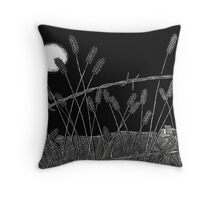 The Woolshed Throw Pillow