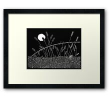 The Woolshed Framed Print