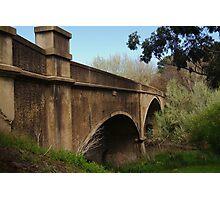 Fyansford Bridge,Geelong Photographic Print