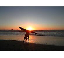 Let Summer Begin Photographic Print