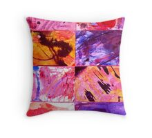 Abstract Expression 9. Throw Pillow
