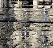 Urban rain by Hélène David-Cuny