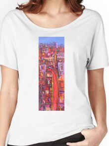 Suburbia Women's Relaxed Fit T-Shirt