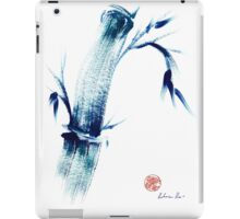 MEDITATE - Zen wash painting iPad Case/Skin