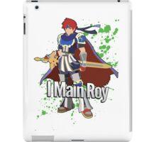 I Main Roy - Super Smash Bros. iPad Case/Skin