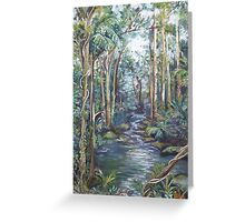 Kondalilla National Park Greeting Card