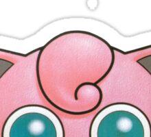 Super Smash Bros 64 Japan Jigglypuff Sticker