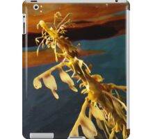 Delicate Dragon sea horse  iPad Case/Skin