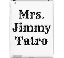 Jimmy Tatro iPad Case/Skin