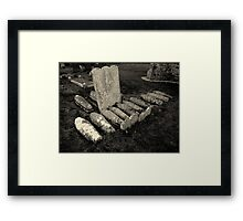 Pips Graves Framed Print
