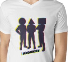MoonKids of 2099 Mens V-Neck T-Shirt
