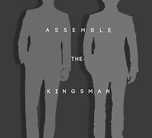 Assemble the Kingsman by thor-ohdamnson