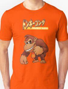 Super Smash Bros 64 Japan Donkey Kong T-Shirt