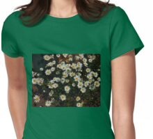 Daisy Delight Womens Fitted T-Shirt