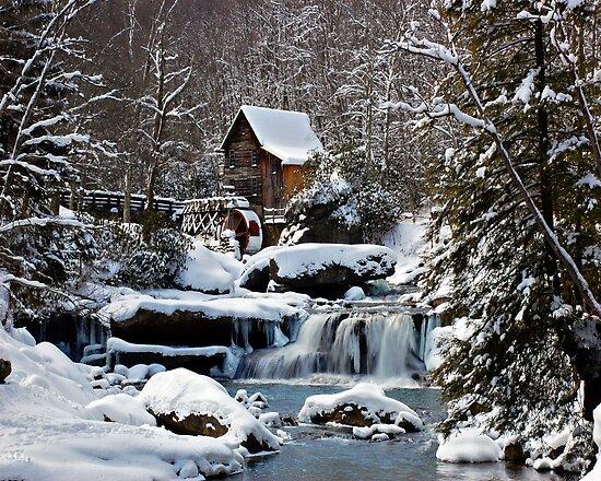 Winter Wonderland by Jason Vickers
