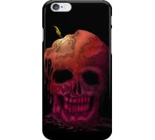 Skull Candle (2) iPhone Case/Skin