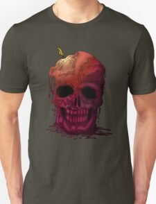 Skull Candle (2) T-Shirt