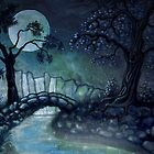 Moonlight Bridge by Crusader