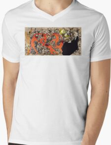 Pollock, Picasso, Matisse, Heda, Whistler Mens V-Neck T-Shirt