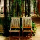 Seating for two..... by DaveHrusecky