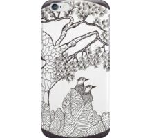 Pine and Pheasant  iPhone Case/Skin
