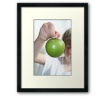 Apple Tree Framed Print