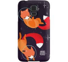 Space Foxes Samsung Galaxy Case/Skin