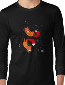 Space Foxes Long Sleeve T-Shirt