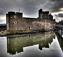 Blackness Castle by Roddy Atkinson