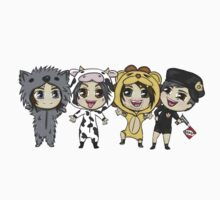 Falling in Reverse - Animals Kids Clothes