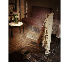 A Ghostly Experience Photographic Print